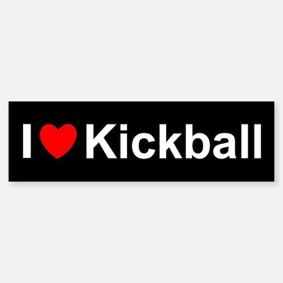Kickball Sticker (Bumper)
