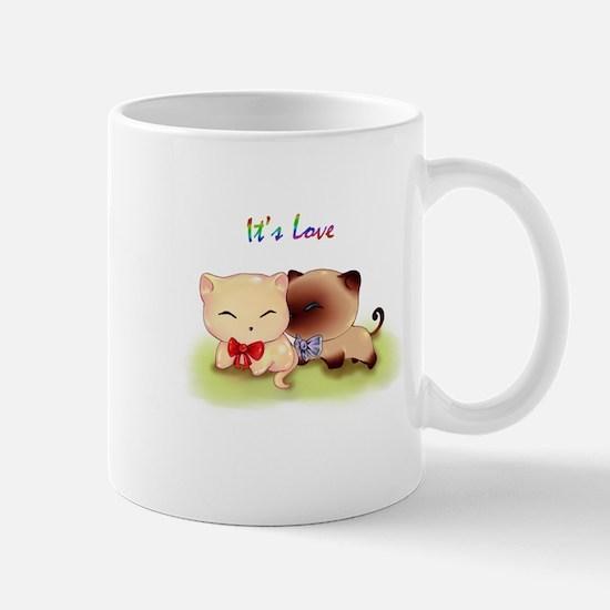 Kitten Love Mug