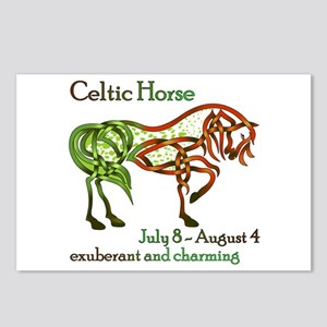 Celtic Horse Postcards (Package of 8)