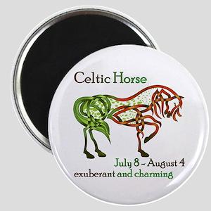 Celtic Horse Magnet