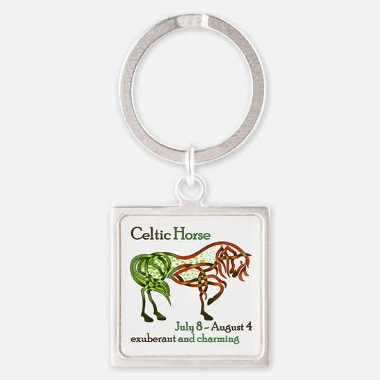 Celtic Horse Keychains
