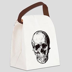 Skull I Canvas Lunch Bag