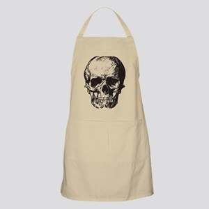 Skull I Light Apron