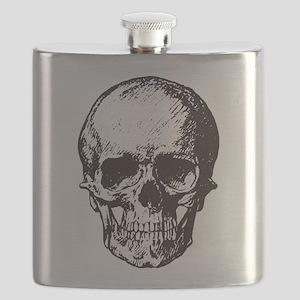 Skull I Flask