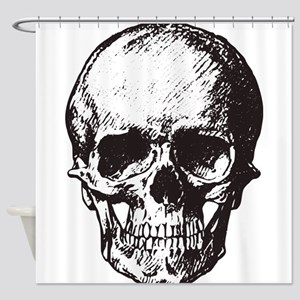 Skull I Shower Curtain