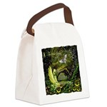 The Secret Garden Canvas Lunch Bag