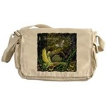 The Secret Garden Messenger Bag