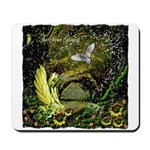 The Secret Garden Mousepad