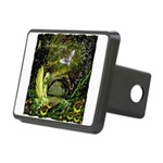 The Secret Garden Rectangular Hitch Cover