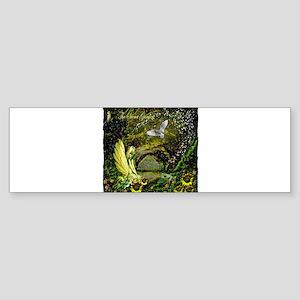 The Secret Garden Bumper Sticker