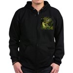 The Secret Garden Zip Hoody