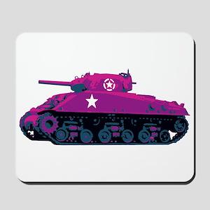 M4 Sherman Mousepad