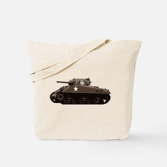 M4 Sherman Tote Bag