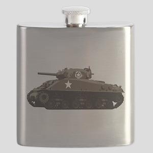 M4 Sherman Flask