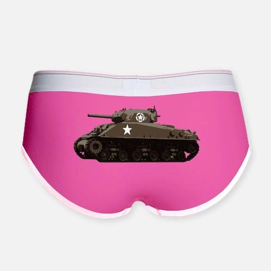 M4 Sherman Women's Boy Brief