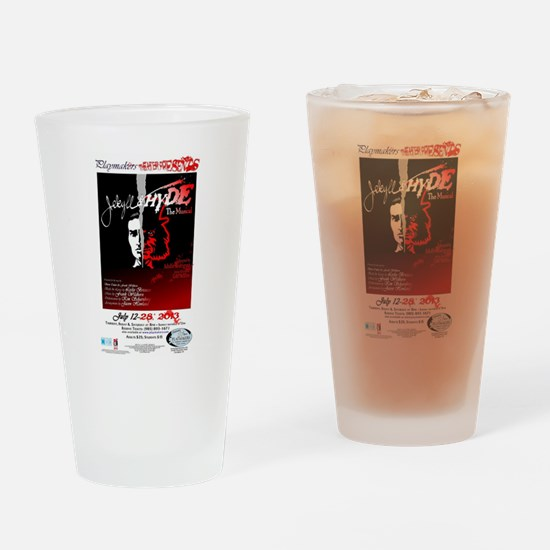 Jekyll & Hyde, The Musical Drinking Glass