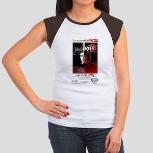Jekyll & Hyde, The Musical Women's Cap Sleeve T-Sh