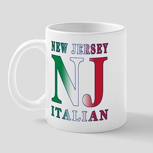 New Jersey Italian Mug