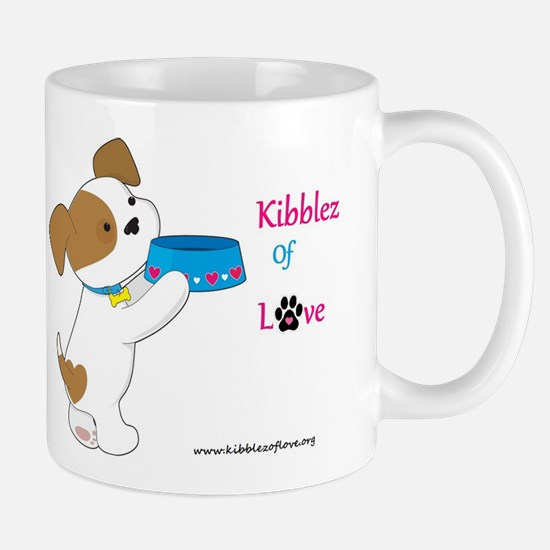Kibblez of Love Mug