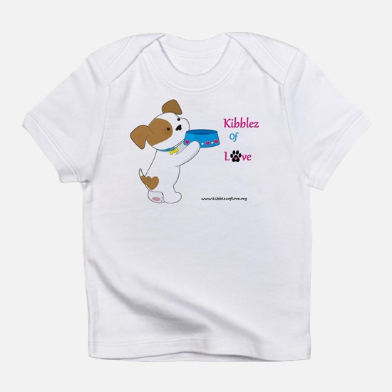 Kibblez of Love Infant T-Shirt
