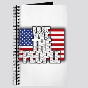 WE THE PEOPLE with Flag Journal