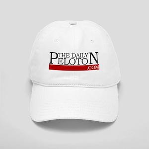 Daily Peloton Retro White Cap