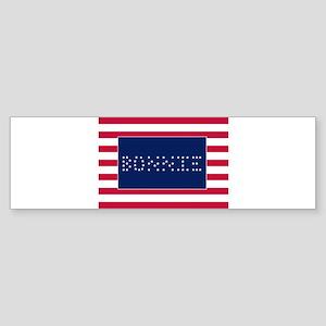 BONNIE Sticker (Bumper)