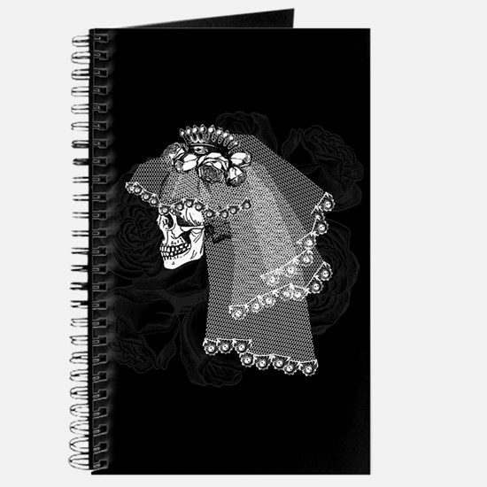 Skull Bride Journal