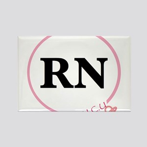 NICU RN Rectangle Magnet