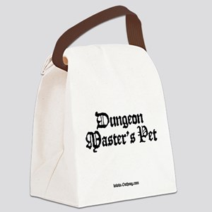 DM's Pet - Canvas Lunch Bag