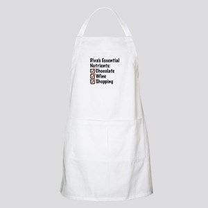 Diva's Essential Nutrients Apron