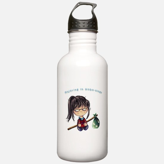 Professor college Water Bottle
