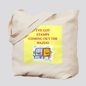 stamps Tote Bag