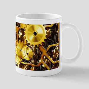 SteamClockwork-Brass Mug