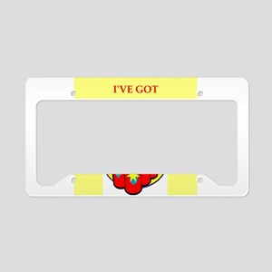 beer can License Plate Holder