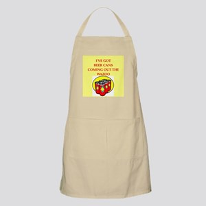 beer can Apron