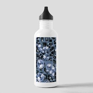 SteamClockwork-Steel Stainless Water Bottle 1.0L