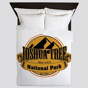 joshua tree 5 Queen Duvet