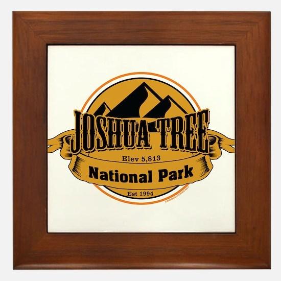 joshua tree 5 Framed Tile