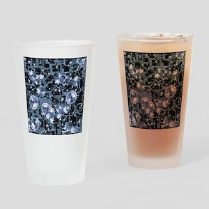 SteamClockwork-Steel Drinking Glass