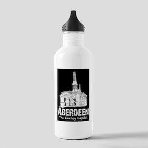 Aberdeen - the Energy Capital Stainless Water Bott
