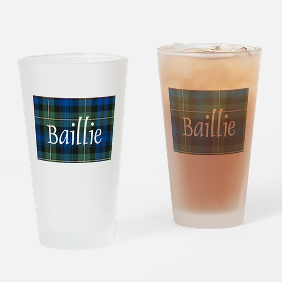 Tartan - Baillie Drinking Glass