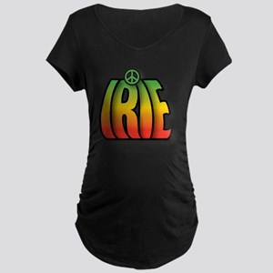 IRIE PEACE Maternity T-Shirt