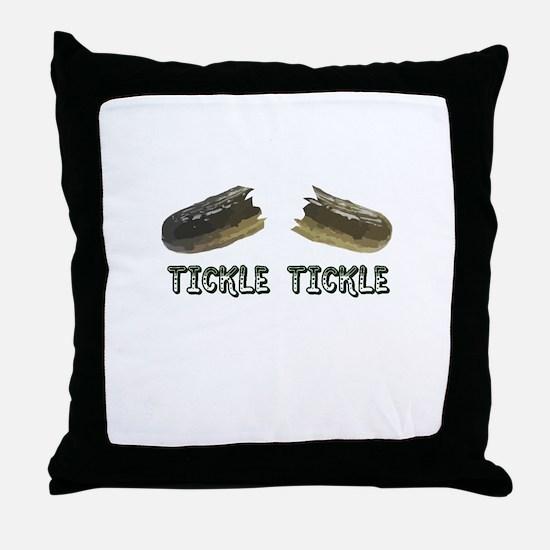 Break the Pickle Throw Pillow