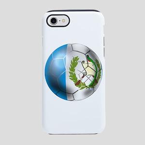 Guatemala Soccer Ball iPhone 7 Tough Case