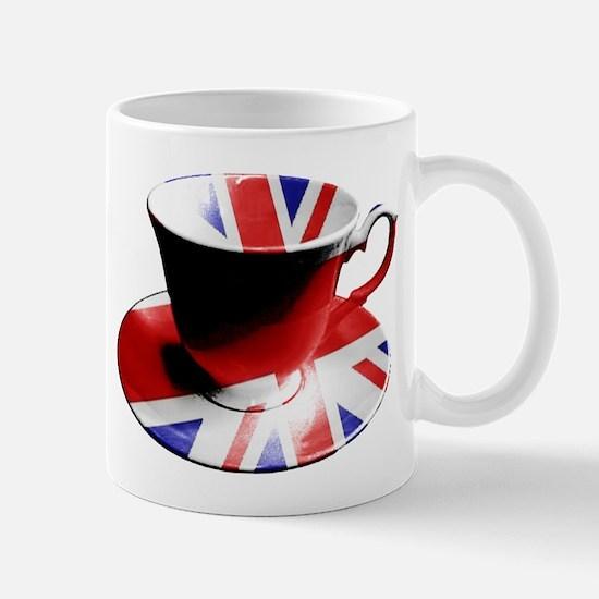 Union Jack Cup of Tea Small Mug