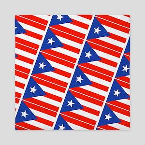 Puerto Rican Flag Boricua Pahtay 23 Queen Duvet