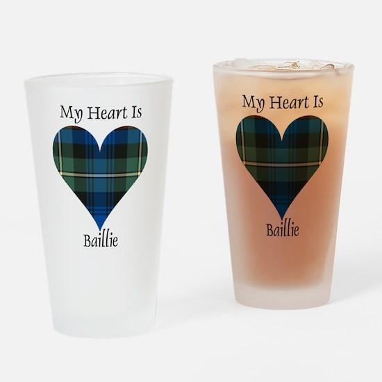 Heart - Baillie Drinking Glass