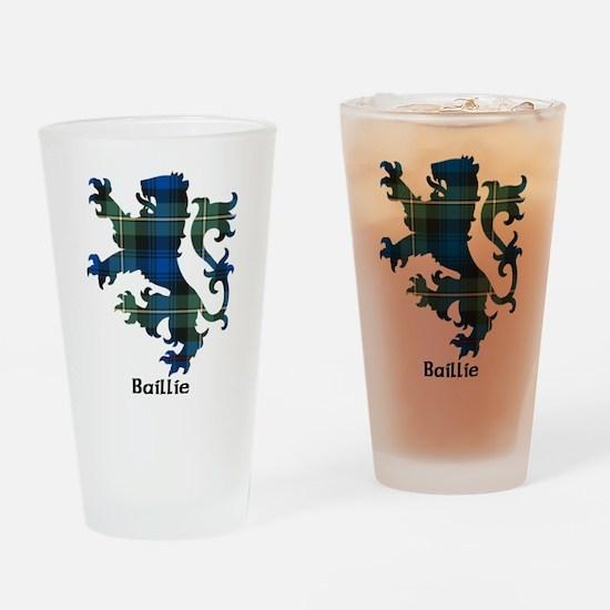 Lion - Baillie Drinking Glass