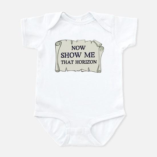 Show me that horizon Infant Bodysuit